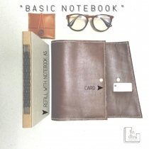 basic notebook at Blisby