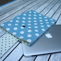 """Put Me to Sleeve"" Laptop Case at Blisby"