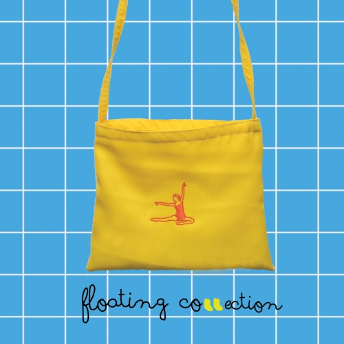 Floating Bag (กระเป๋าสะพายข้าง) large image 3 by 981embroidery