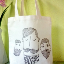 Drawing bag at Blisby