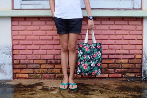 Tote Flower large image 0 by Gamo98bags