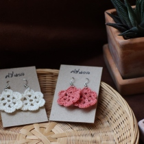 flowers earring  at Blisby