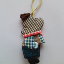 Cowboy Series# Keycover at Blisby