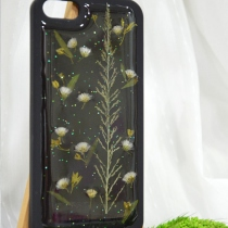 black floral iphone4 case at Blisby