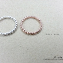 แหวน Stacklrings  at Blisby