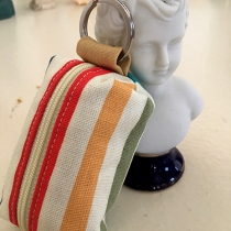 Tiny Key Holder & Pouch  at Blisby