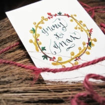 Craft Cards  at Blisby