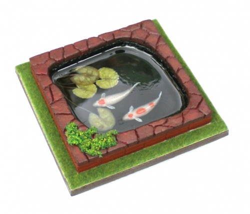 3d art painting resin large image 2 by Piccolo