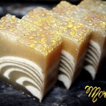 POMPOYO SOAP : Sands of Morocco  at Blisby