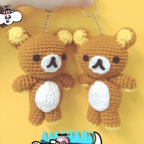 Rilakkuma Crochet at Blisby
