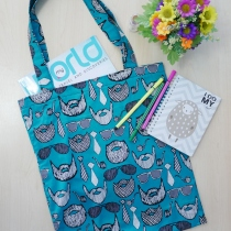 Easy Tote Bag - no lining ไม่มีซับใน at Blisby