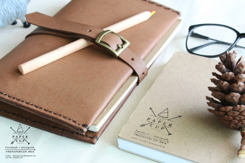 the paper cup Classic notebook pocket large image 0 by ThePapercup