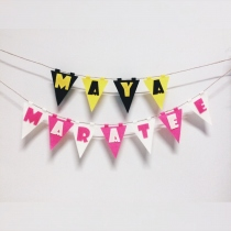 Bunting - ธงราว (made to order) at Blisby
