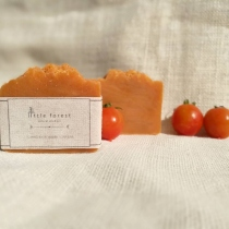Tomato &Cumber soap at Blisby
