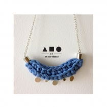 NECKLACE (BLUE) at Blisby