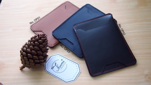 Only Pass Case เคสใส่หนังสือเดินทาง large image 3 by ThaniSmallLeatherGoods