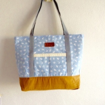 Jujai the sweet tote bag  at Blisby