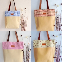 Half&Half Totebag  at Blisby