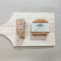 Goat Milk Soap at Blisby