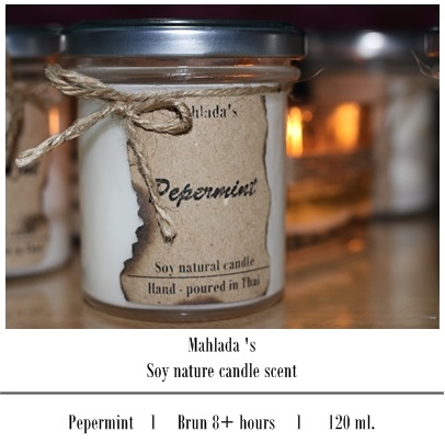 Soy candle scent large image 2 by Brownnie