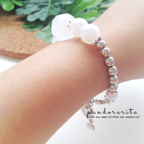{white pearl girly} large image 1 by pandorarita