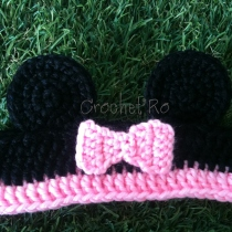 Headband mickey & minnie at Blisby
