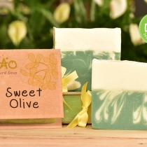 Sweet Olive Soap at Blisby