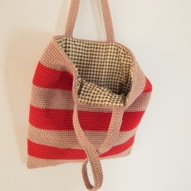 SALE 70% Cherry cake tote bag at Blisby