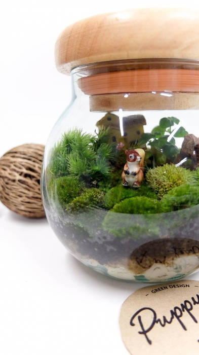 """sphere moss"" large image 0 by puppyleafshop"