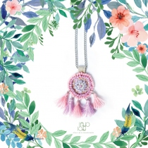 Boho necklace at Blisby