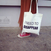 I need to DISAPPEAR bag at Blisby