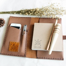 the paper cup Classic notebook pocket at Blisby