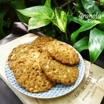 Granola Cookie : Superfruits at Blisby