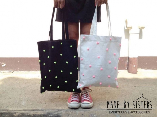 Pop Pop bag large image 0 by MADEbySistersshop