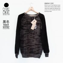 sweater natural dye 100% cotton at Blisby
