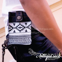 Phone bag & Belt pouch. at Blisby