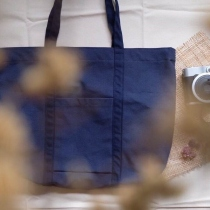 Tote Blue at Blisby