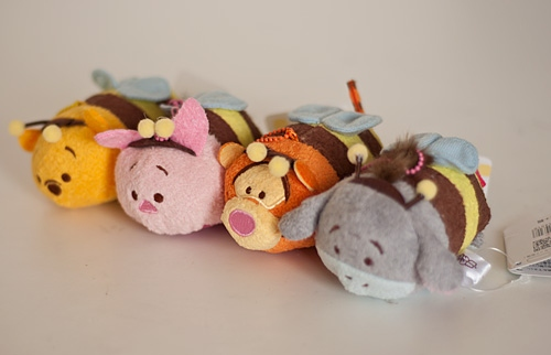 พวงกุญแจ Disney Tsum Tsum large image 1 by allcute