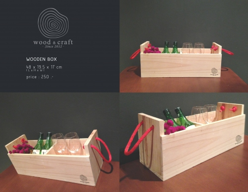 WOONDEN BOX large image 0 by WoodCraft