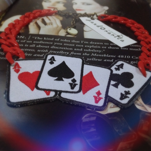 {casino necklace} large image 0 by pandorarita