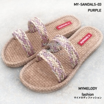 MY-SANDALS-03 ( PURPLE ) at Blisby
