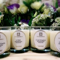 """Le Printemps"" scented candle at Blisby"