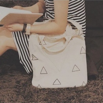 Canvas Tote Bag at Blisby