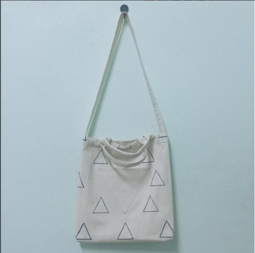 Canvas Tote Bag large image 2 by crabcrabshop