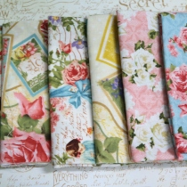 Secret Garden Fabric Collection at Blisby