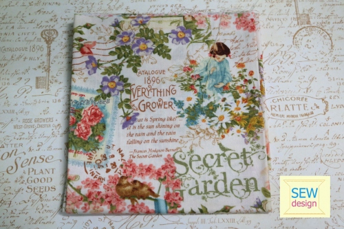 Secret Garden Fabric Collection large image 4 by SEWDESIGN