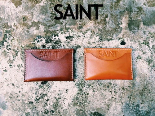 Card wallet (CW-01) large image 0 by SAINTleather