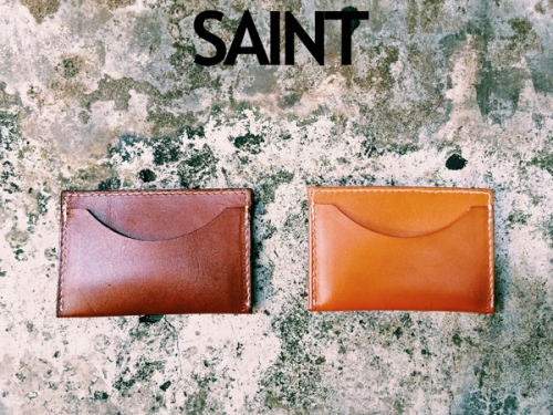 Card wallet (CW-01) large image 1 by SAINTleather