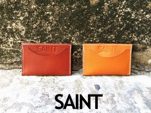 Card wallet (CW-01) large image 2 by SAINTleather