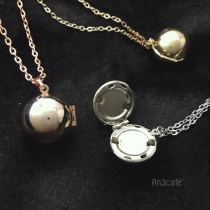 Lockets Ball Pinkgold at Blisby